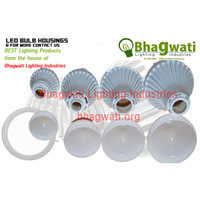 LED Bulb Housing PP Body