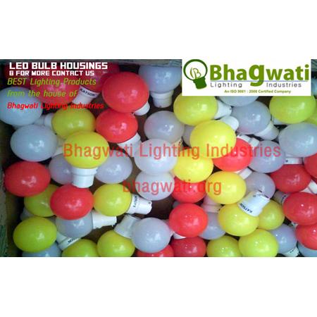 LED Bulb 5 W Colored Deco Housing