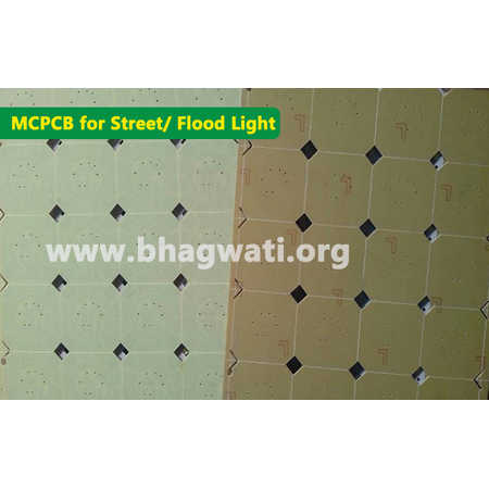 LED Flood Lights MCPCB