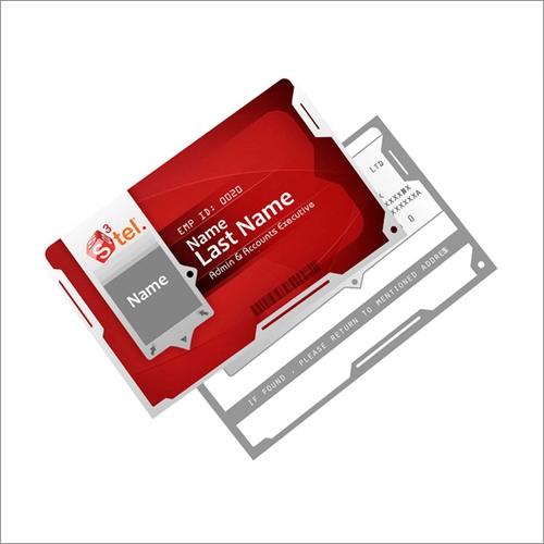 ID Card Sample