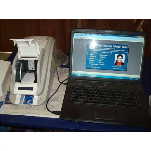 Printing on Smart Cards