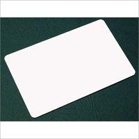 PVC White Cards