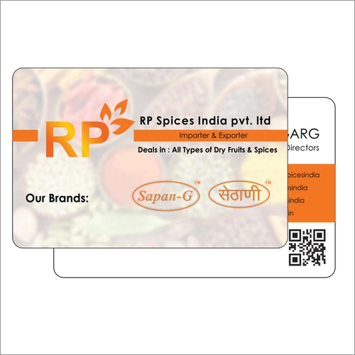 QR Code Card