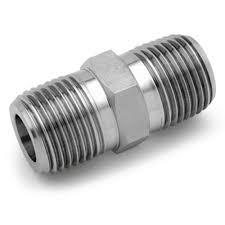 Inconel Forged Hex Nipple