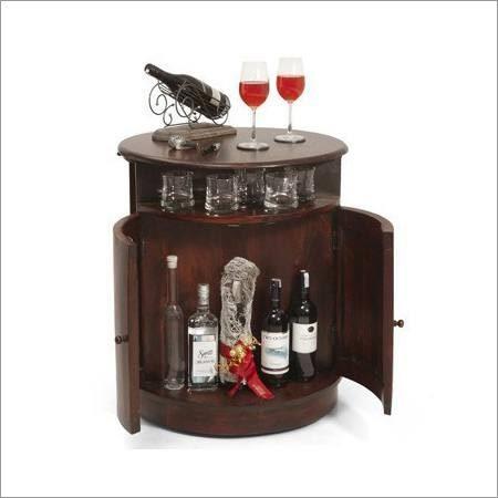 Round Bar Counter
