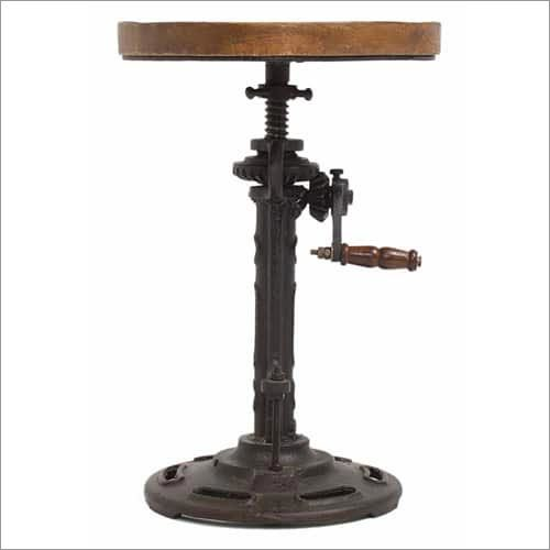 Gear Industrial Stool
