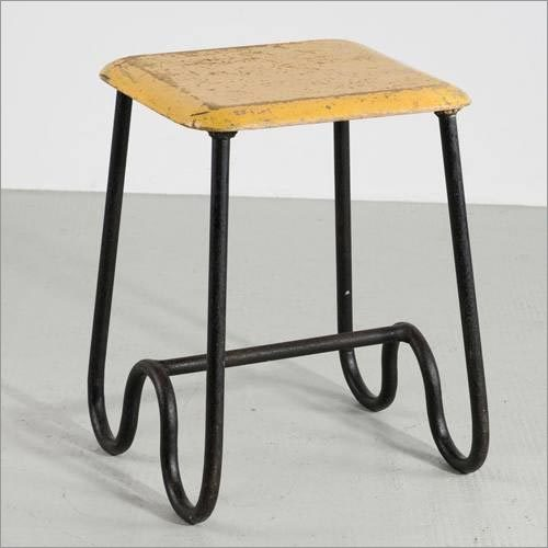 Industrial Small Stool