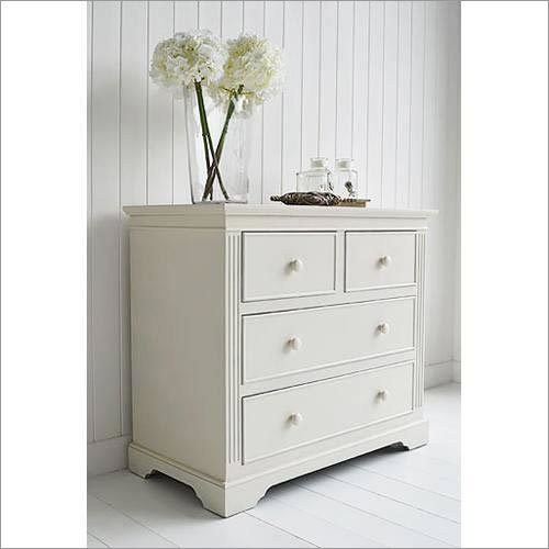 Ivory Chest Drawers