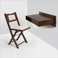Wooden School Chair