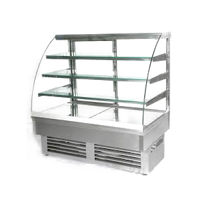 Stainless Steel Display Cold Counter