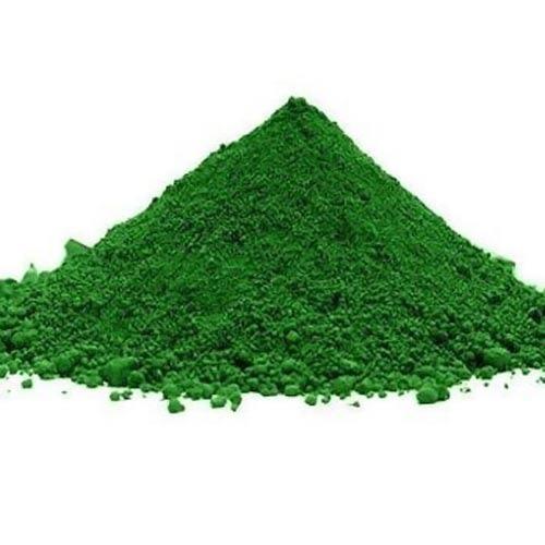 Chrome Green Pigment