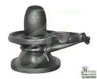 Marble Shivling Statue