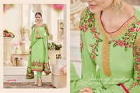 Heavy Embroidery Worked Wedding Wear Suit