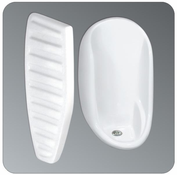 Ceramic Half Stall Urinal