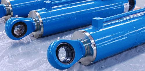 Welded Hydraulic Cylinder