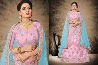 Bridal Wear Heavy Worked Lehenga Choli