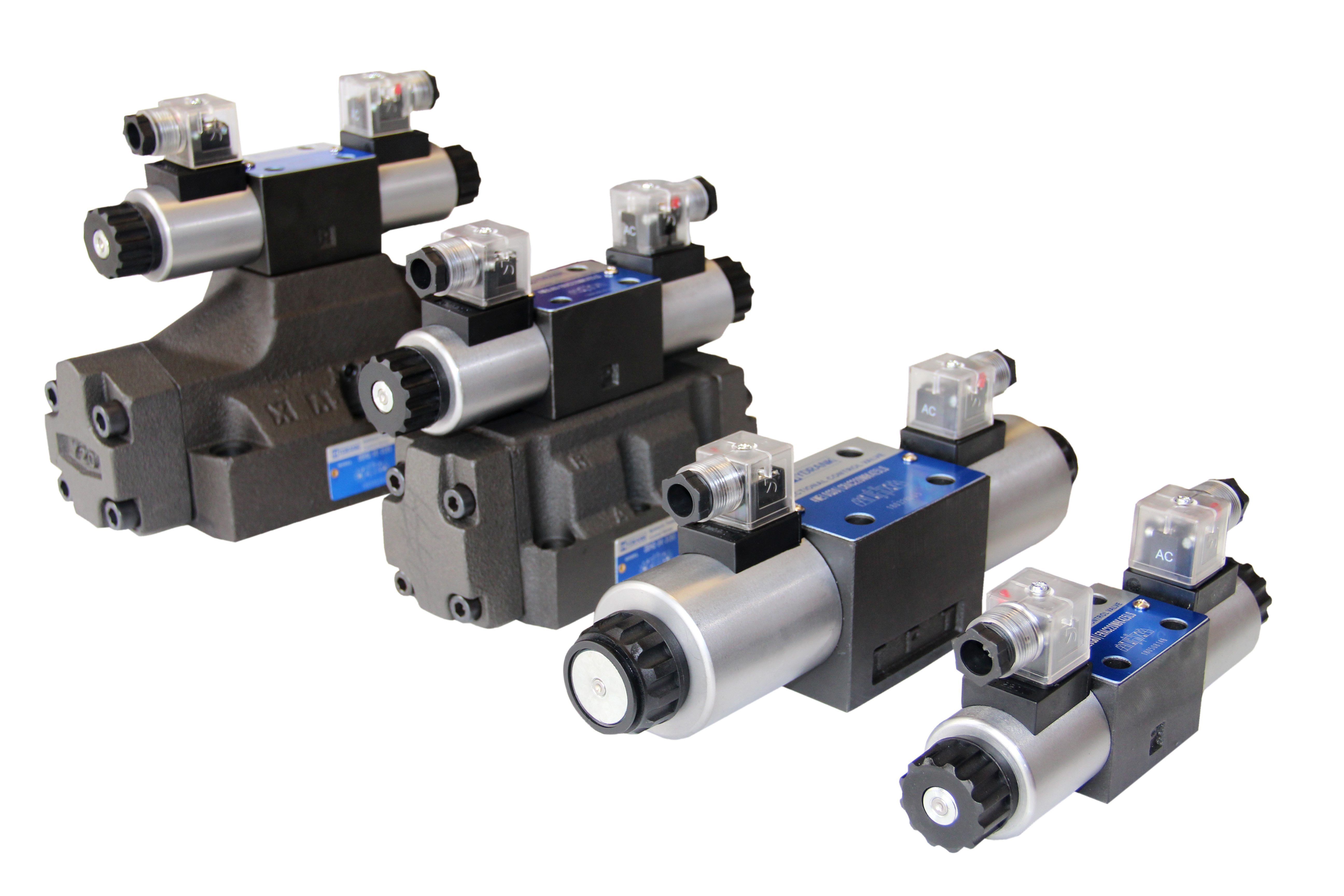 Hydraulic Direction Control Valve - CETOP 5 / NG 10