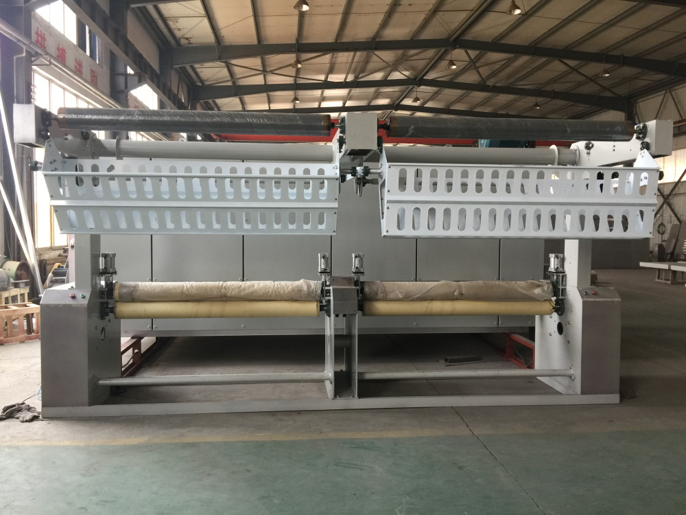 Heat Setting Machine for Tubular Knitted Fabric