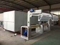 Heat Setting Machine for Tubular Knitted Fabric