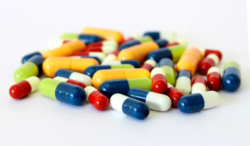 Diclofenac Sodium & Thiocolchicoside Capsule
