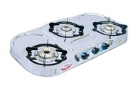 3 BURNER PLUS ROUND PAN SUPPORT