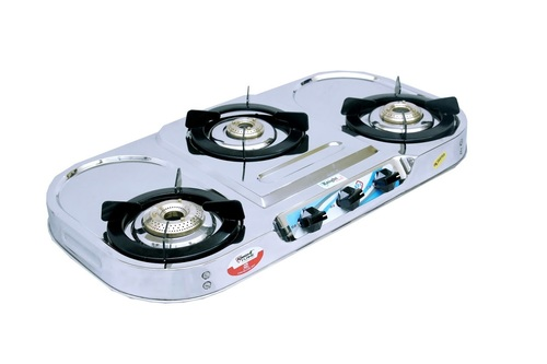 3 BURNER PLUS ROUND SHEET PAN SUPPORT