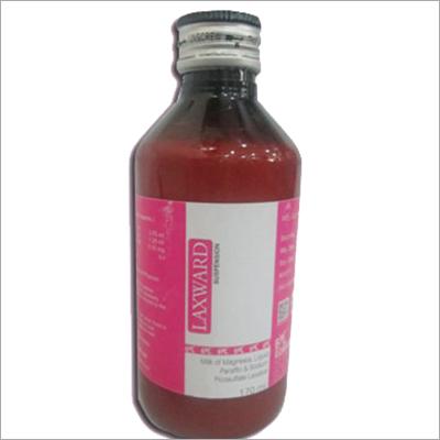 Milk of Magnesia, Liquid paraffin & Sodium Picosulfate Suspension