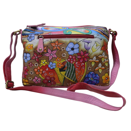 790bbb4de Hand Painted Leather Shoulder Bag Manufacturer,Hand Painted Leather ...