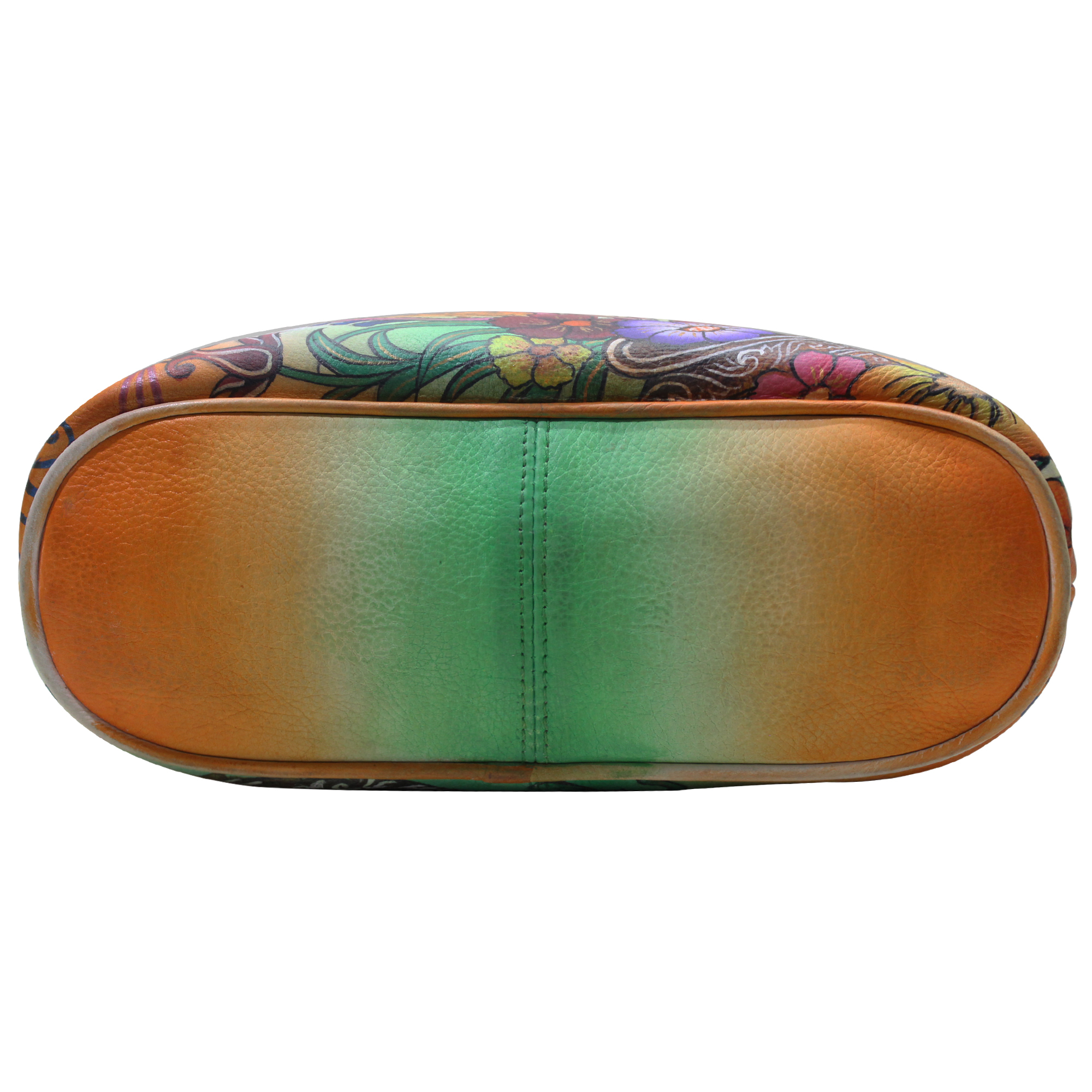 Hand Painted Designer Shoulder Bag
