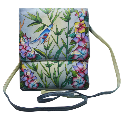 Leather Hand Painted Bags