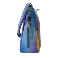 Woman Stylish Hand Painted Shoulder Bag