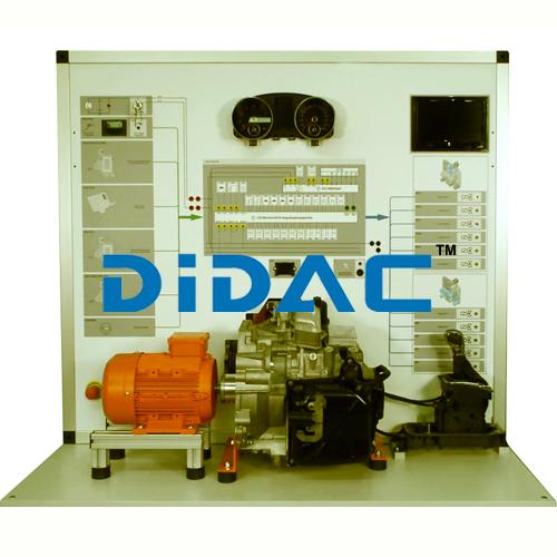 Dual Clutch Gearbox DSG Proline