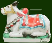 Marble Nandi Statue Manufacturer