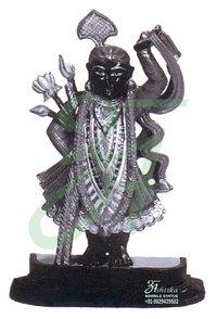 Shreenath Ji Marble Statue