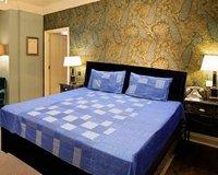 Santro Double Bedsheets