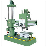 Auto Feed Type Radial Drilling Machine