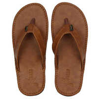 Tan Slippers