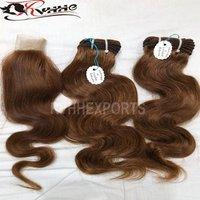 Natural Raw Remy Virgin Indian Human Hair