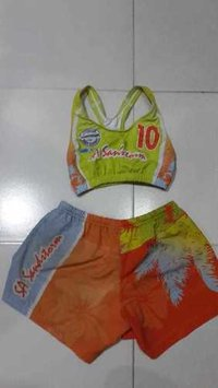 Beach Handball Uniform Ladies