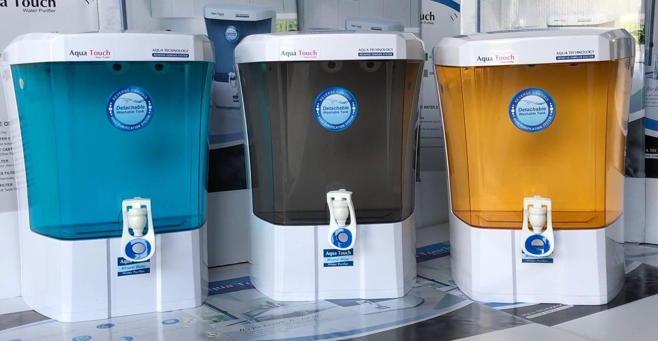 Aqua Touch RO System