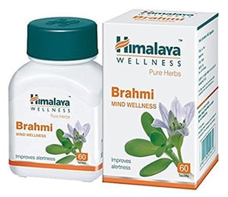 Himalaya wellness Pure Herb Brahmi 60 Tablets