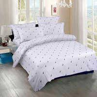 Black Print Bedsheets