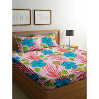 Cotton Designer Bed Sheets