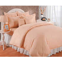 Peach Color Bedsheets