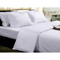 Plain White Bedsheets