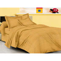 Brown Linen Bedsheets
