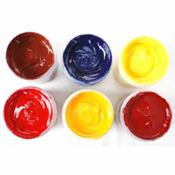 Multi Color Printing Inks