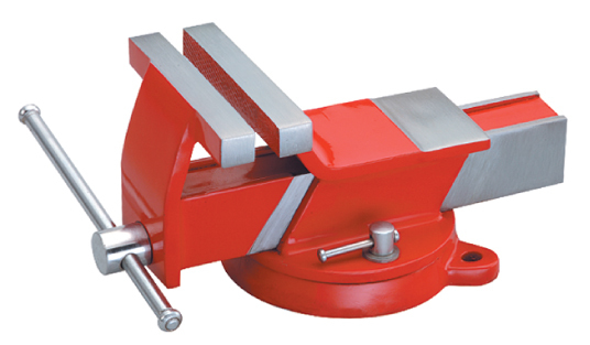 ALL STEEL VICE SWIVEL BASE ECONOMY MODEL