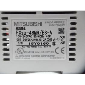MITSUBISHI FX3U-48MR