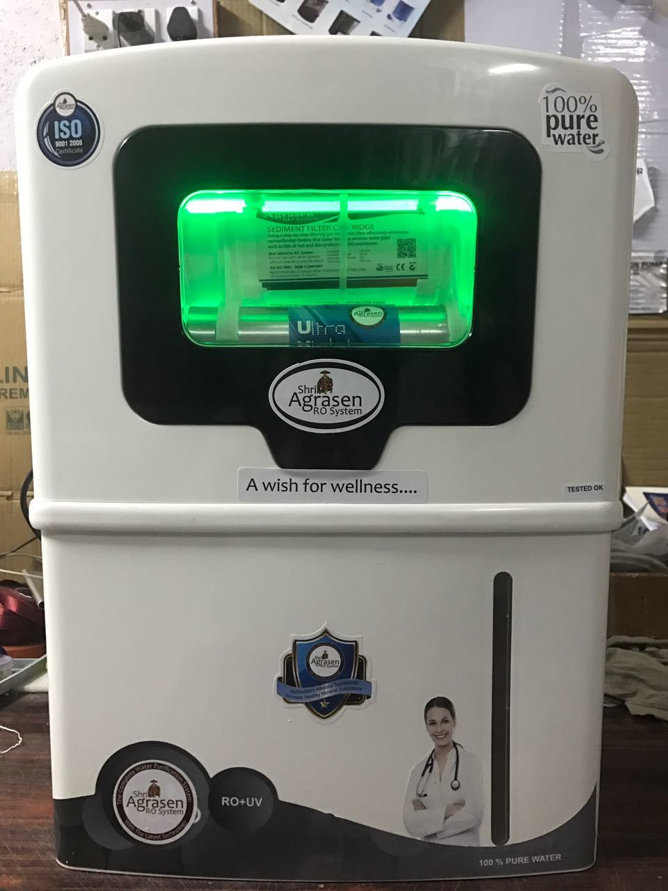 Aqua Water Softener